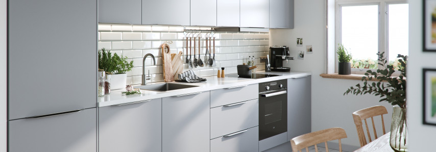 Projektowanie Kuchni Zaprojektuj Swoja Kuchnie Na Wymiar Castorama